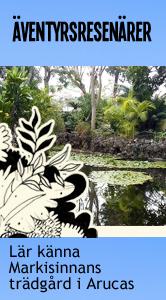 Lär känna Markisinnans trädgård i Arucas