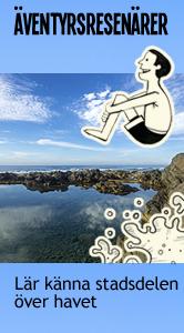 Lär känna stadsdelen över havet