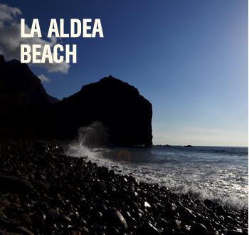 La Aldea Beach