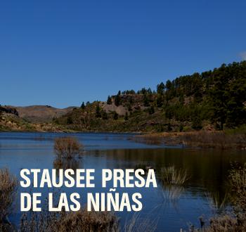 Stausee Presa de Las Niñas