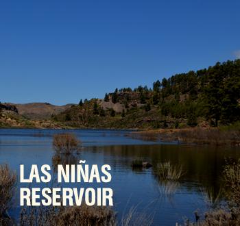 Las Niñas Reservoir