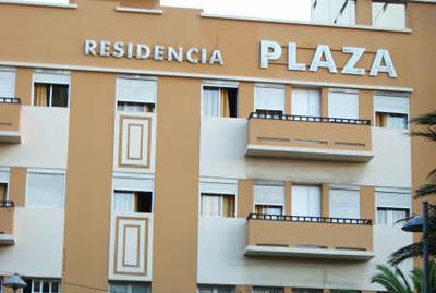 Pensión Plaza