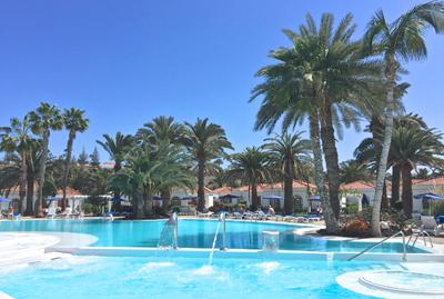 Suite Hotel Jardín Dorado