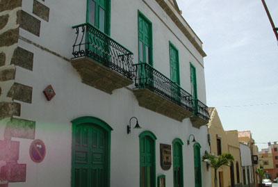Hotel Villa de Agüimes