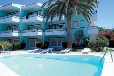 Apartamentos Las Tejas