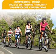 Maspalomas - Mogán - Cruz de San Antonio - Ayacata - San Bartolomé - Maspalomas