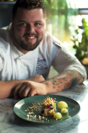 Chef Abraham Romero