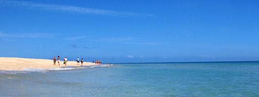 Maspalomas beach