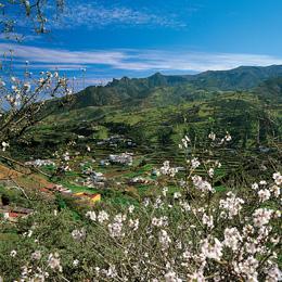 Las Lagunetas landscape