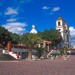 Kyrkan  La Candelaria