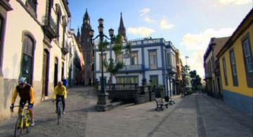 Centro storico di Arucas