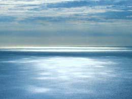 Blick von Amadores auf den Atlantischen Ozean