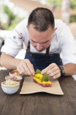 Chef Davidoff Lugo