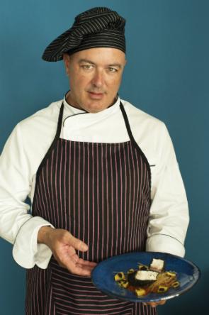 Chefkoch Nelson Pérez