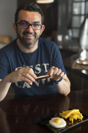 Chef José Rojano