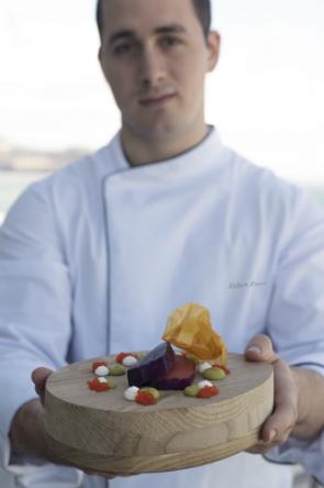 Chef Xabier Blanco
