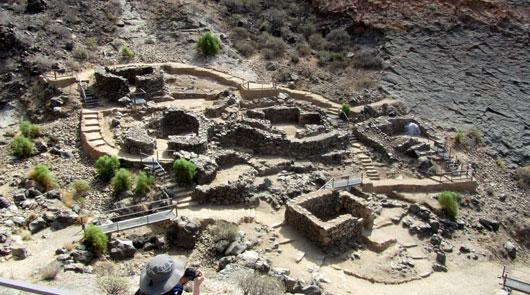 Zona Arqueológica de Cañada de Los Gatos