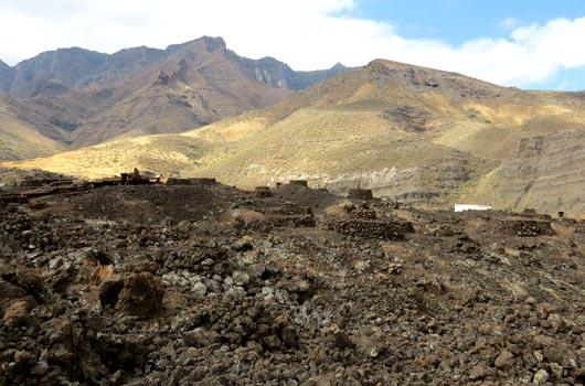 Parque Arqueológico Maipés de Agaete