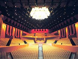 Innenansicht des Alfredo-Kraus-Auditoriums