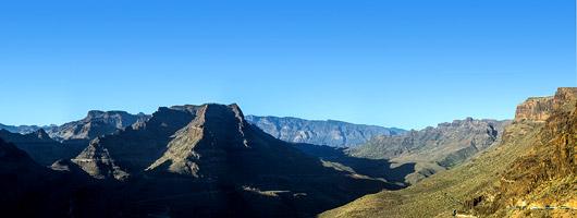Views from the Degollada de las Yeguas Viewpoint