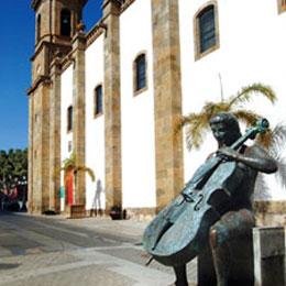 Plaza de la Música in Agüimes