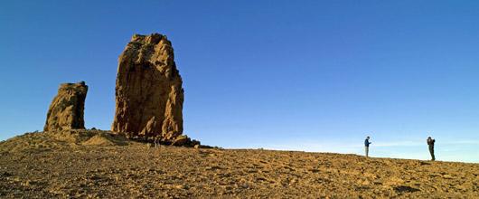 Panoramica del Roque Nublo