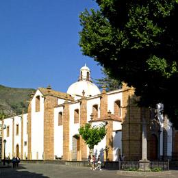 Church in Teror