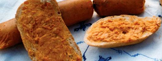 Paprikawurst aus Teror