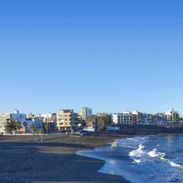 "Views from the ""Playa de La Garita"" Viewpoint"