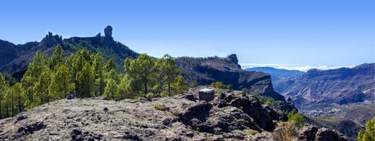 Aussichtspunkt Presa de Los Hornos