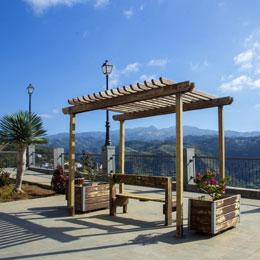 Barranco Las Madres Viewpoint