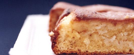 Biscuit lustré
