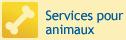 Services pour animaux domestiques